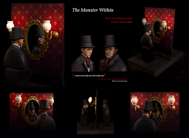 The Monster Within - Dr. Jekyll & Mr. Hyde