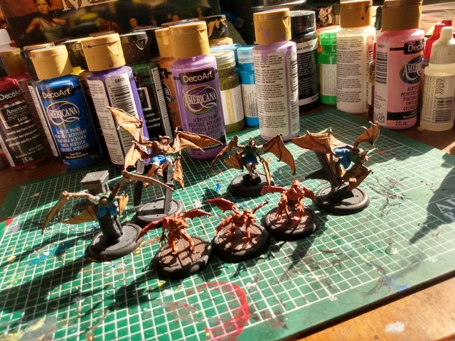 Thedeadclaw Panted Crews