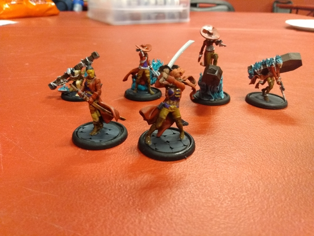 Thedeadclaw Painted Crews
