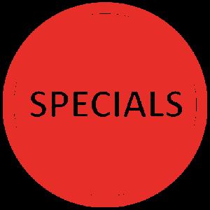 Catalog Specials