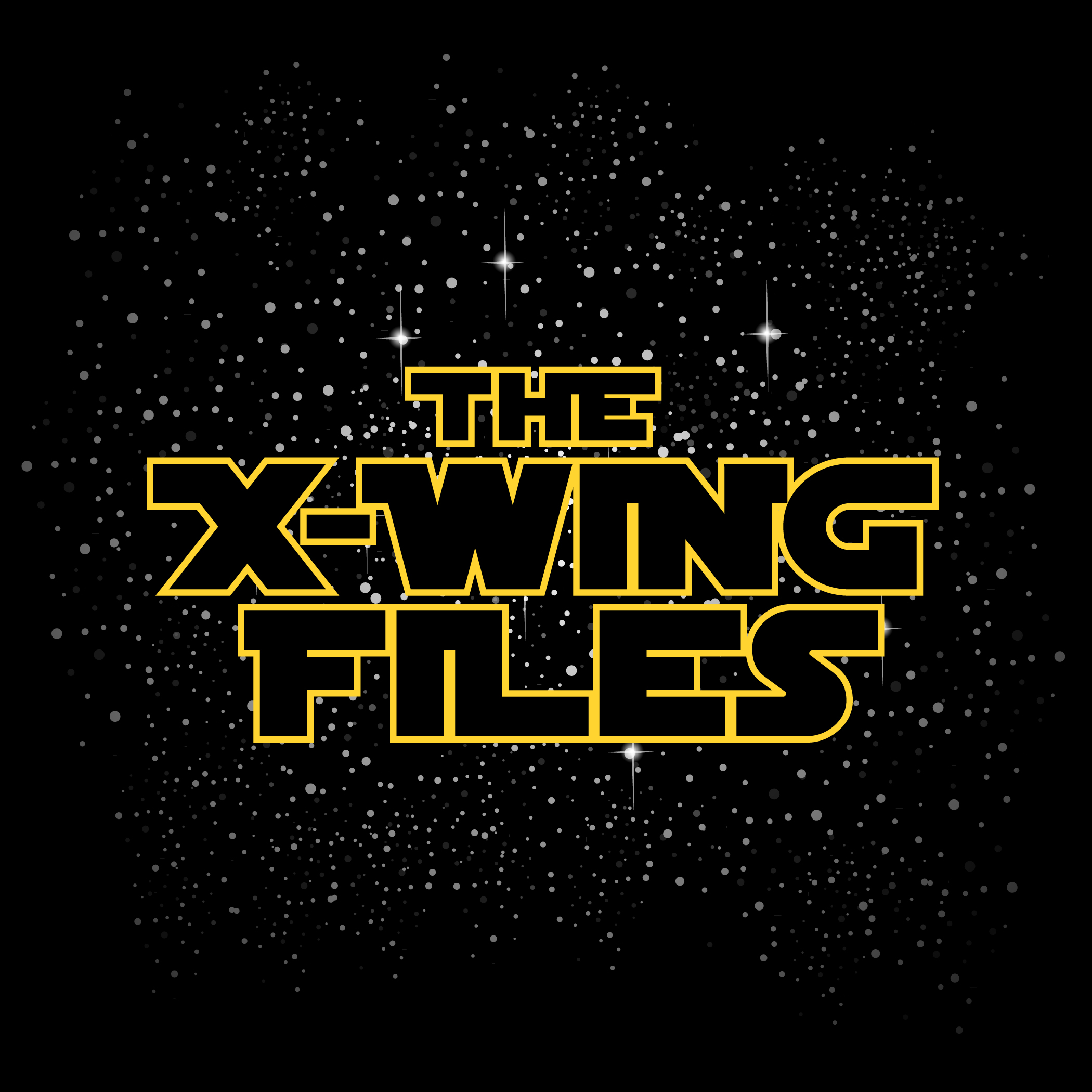 The X-Wing Files