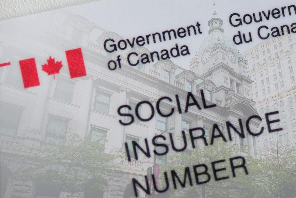 SIN-شماره بیمه اجتماعی در کانادا