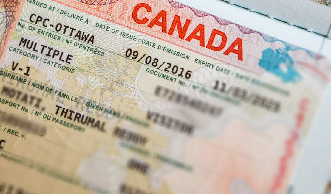 ویزای توریستی کانادا-Canada Visitor Visa