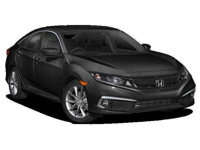 new 2021 Honda Civic car, priced at $25,395